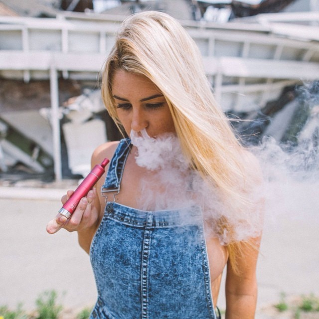 Perfection. @savannaheleven & @beyondvape Neptune Hybrid - Red | Now restocked, head over to www.beyondvape.com or one of their store locations to pick up a Neptune Hybrid Mod in various colors. #beyondvape #savannaheleven #girlswhovape #neptune #hybridmod #vape #igers #instagood #instadaily #webstagram #vapor #ecig #eliquid #vapeporn #vapestagramm #improof #vapelyfe #vapefinds #calivapers #love #follow #photooftheday #repost #fun #vapefriends #vapefam #dripclub
